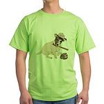 Fun JRT product, Baseball Fever Green T-Shirt
