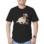Fun JRT product, Baseball Fever Men's Fitted T-Shi