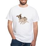 Patriotic JRT Vintage White T-Shirt