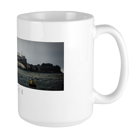The Rock Large Mug