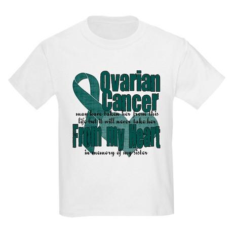 Ovarian Cancer Sister Kids Light T-Shirt