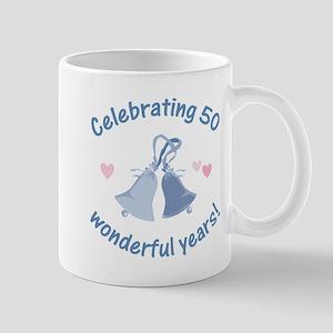 50th Anniversary Bells Mug