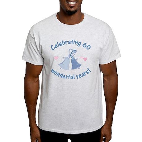 60th Anniversary Bells Light T-Shirt