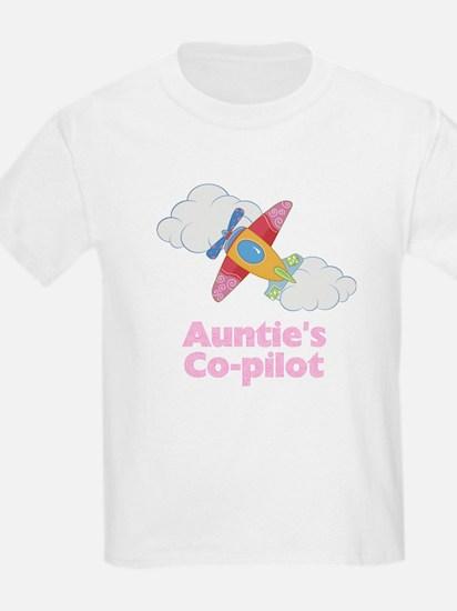 Auntie's Little Co-pilot (Gir T-Shirt