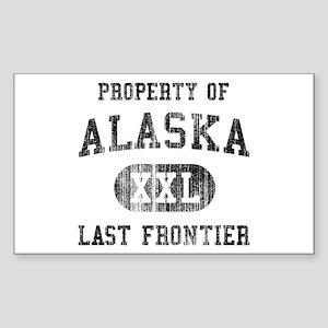 Alaska Sticker (Rectangle)
