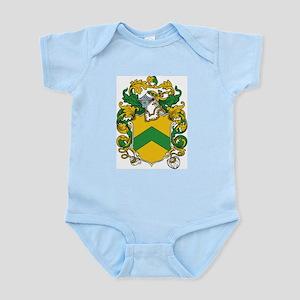 Judge Coat of Arms Infant Creeper