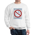 No Anglican Covenant Sweatshirt