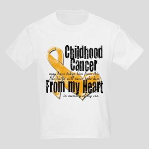 Son Childhood Cancer Kids Light T-Shirt