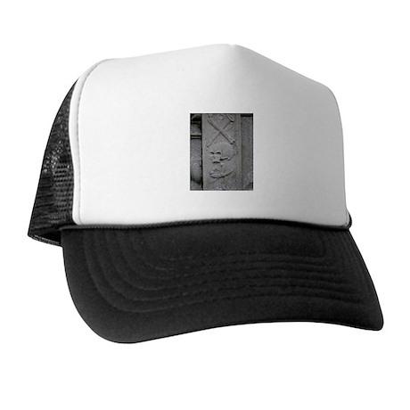 Jeane's Skull Trucker Hat