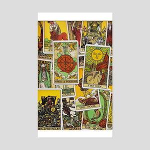 Tarot Sticker (Rectangle)