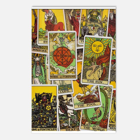Tarot Postcards (Package of 8)