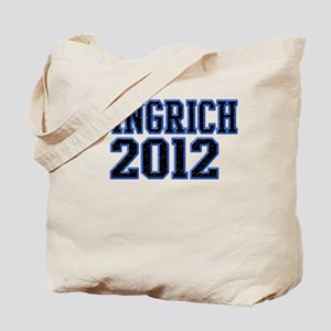 Gingrich 2012 Tote Bag