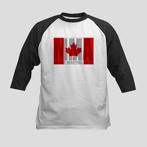Canada MMA Kids Baseball Jersey