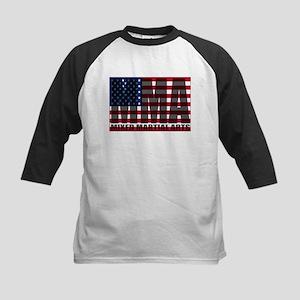 USA MMA Kids Baseball Jersey