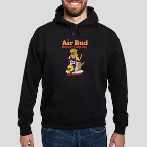 Air Bud Hockey Hoodie (dark)