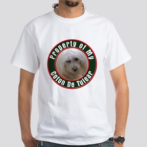 Coton De Tulear White T-Shirt