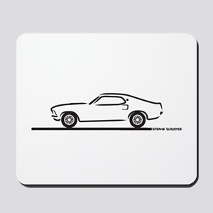 1969 Mustang Fastback Mousepad