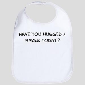 Hugged a Baker Bib