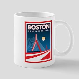 Boston Zakim Bridge Mug