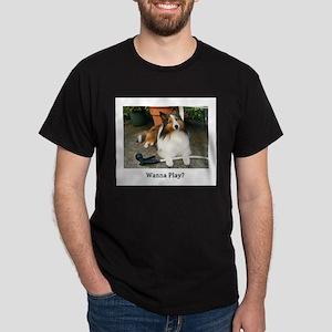 Wanna Play? Dark T-Shirt