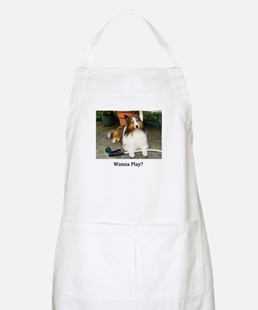 Wanna Play? Apron