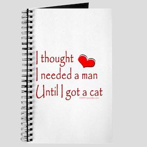 Got a Cat II Journal