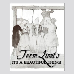 Term Limits- It's a Beautiful Small Poster