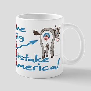 Obama Big Ass Mistake Mug