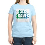 Command S Saves Women's Light T-Shirt