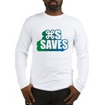Command S Saves Long Sleeve T-Shirt