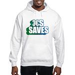 Command S Saves Hooded Sweatshirt