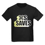 Command S Saves Kids Dark T-Shirt