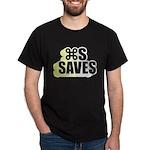 Command S Saves Dark T-Shirt