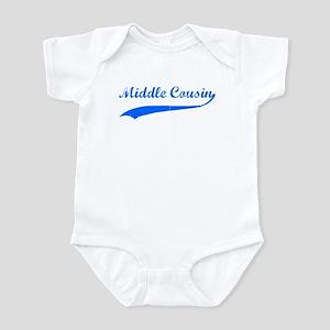 Middle Cousin Infant Bodysuit