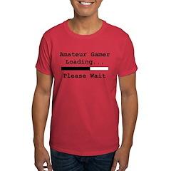 Amateur Gamer Loading T-Shirt