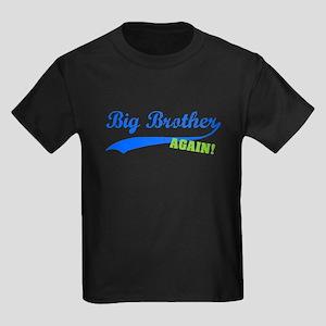 Big Brother Again Kids Dark T-Shirt