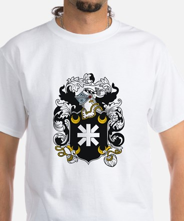 Kern Coat of Arms White T-Shirt