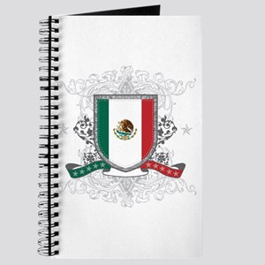Mexico Shield Journal
