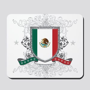 Mexico Shield Mousepad