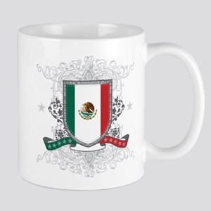 Mexico Shield Mug