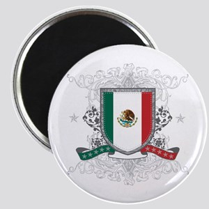 Mexico Shield Magnet
