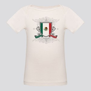 Mexico Shield Organic Baby T-Shirt