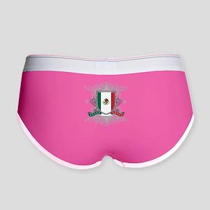 Mexico Shield Women's Boy Brief