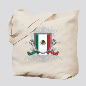 Mexico Shield Tote Bag