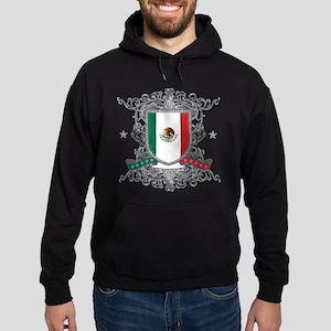 Mexico Shield Hoodie (dark)