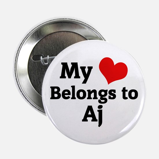 My Heart: Aj Button
