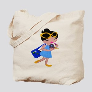 Doll Tote Bag