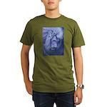 Leo Organic Men's T-Shirt (dark)