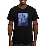 Leo Men's Fitted T-Shirt (dark)