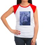 Leo Women's Cap Sleeve T-Shirt